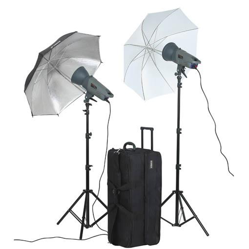 Visico VE-300 2x 300w Kit