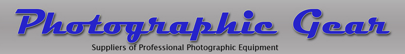 Photographic Gear Logo R6